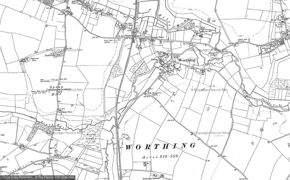 Worthing, 1882 - 1883