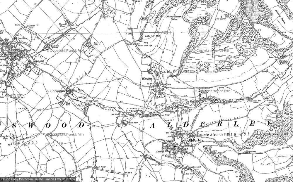 Wortley, 1881 - 1901