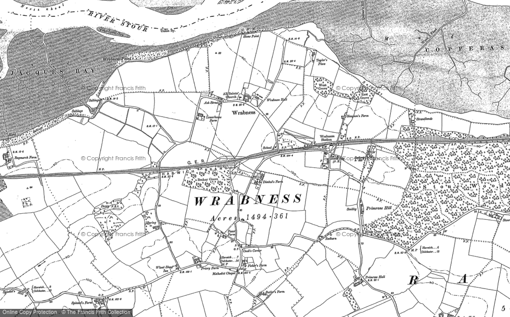 Wrabness, 1902