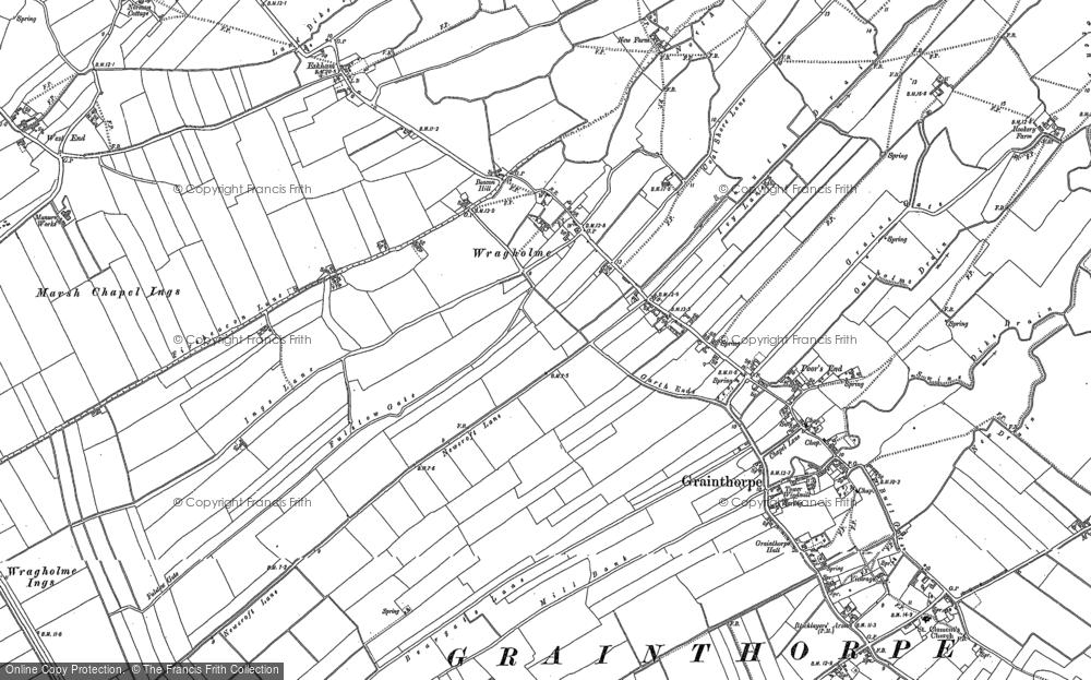 Wragholme, 1887