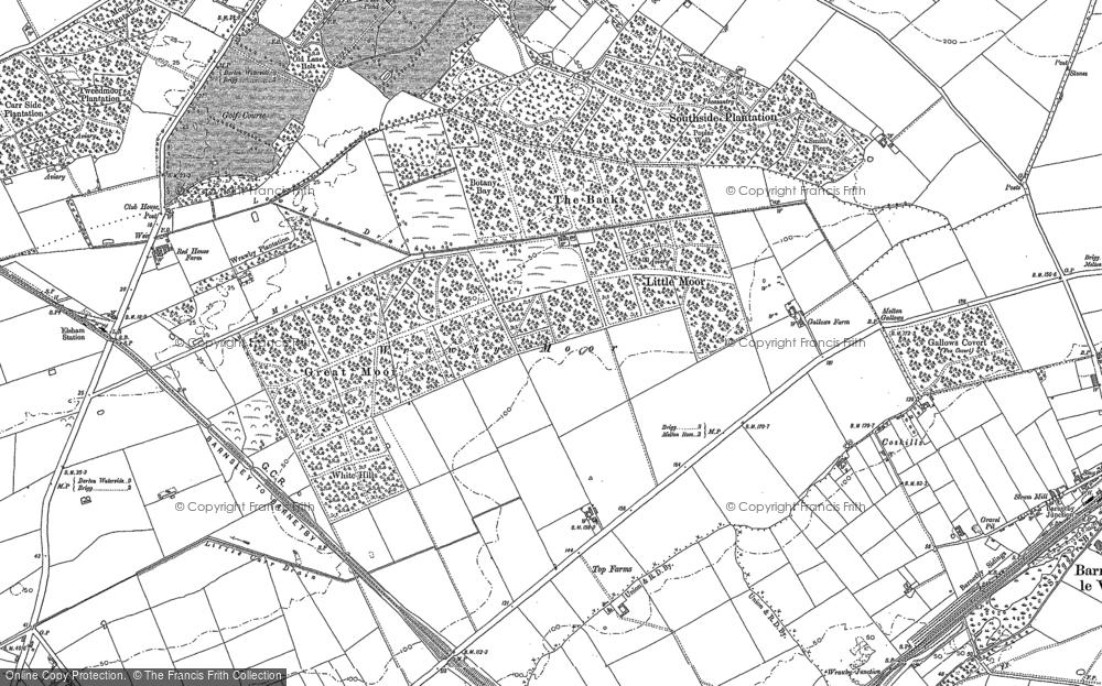 Wrawby Moor, 1886