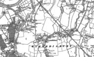 Wraysbury, 1910 - 1932