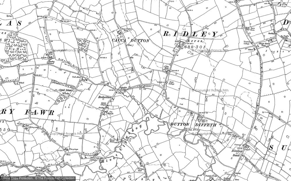 Wrexham Industrial Estate, 1909