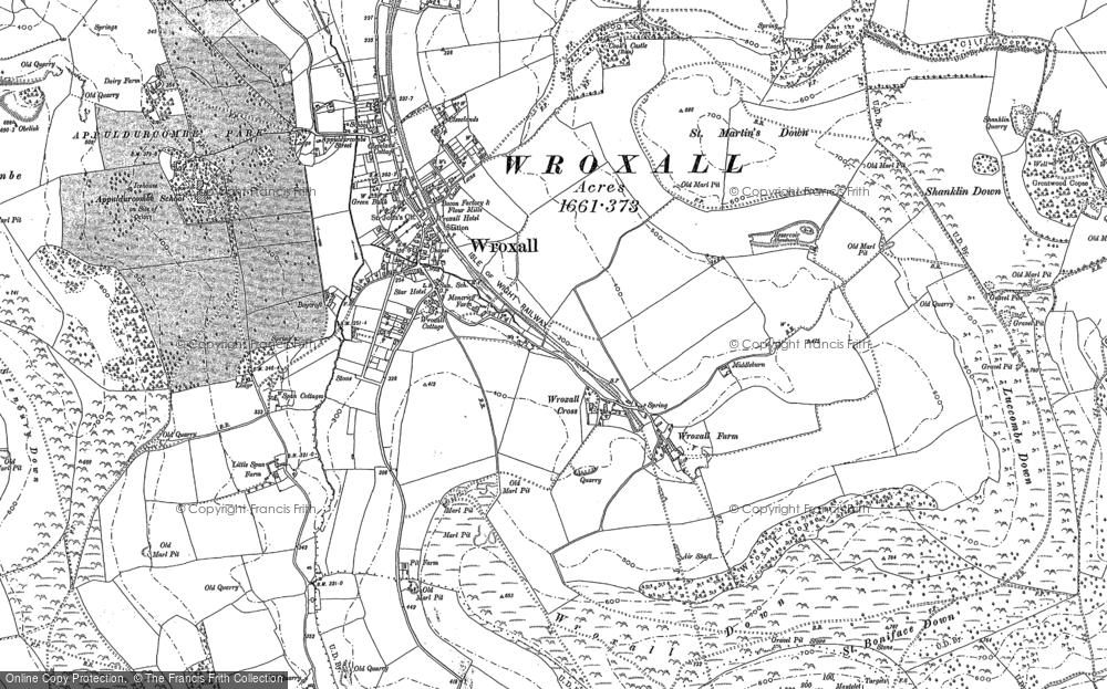 Wroxall, 1907