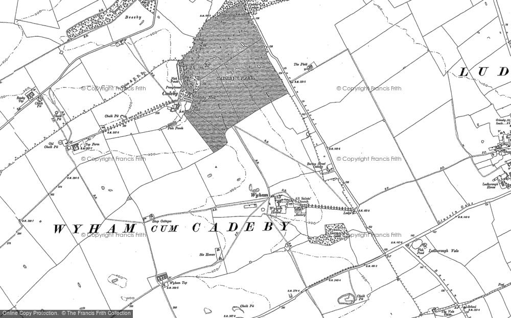 Wyham, 1887