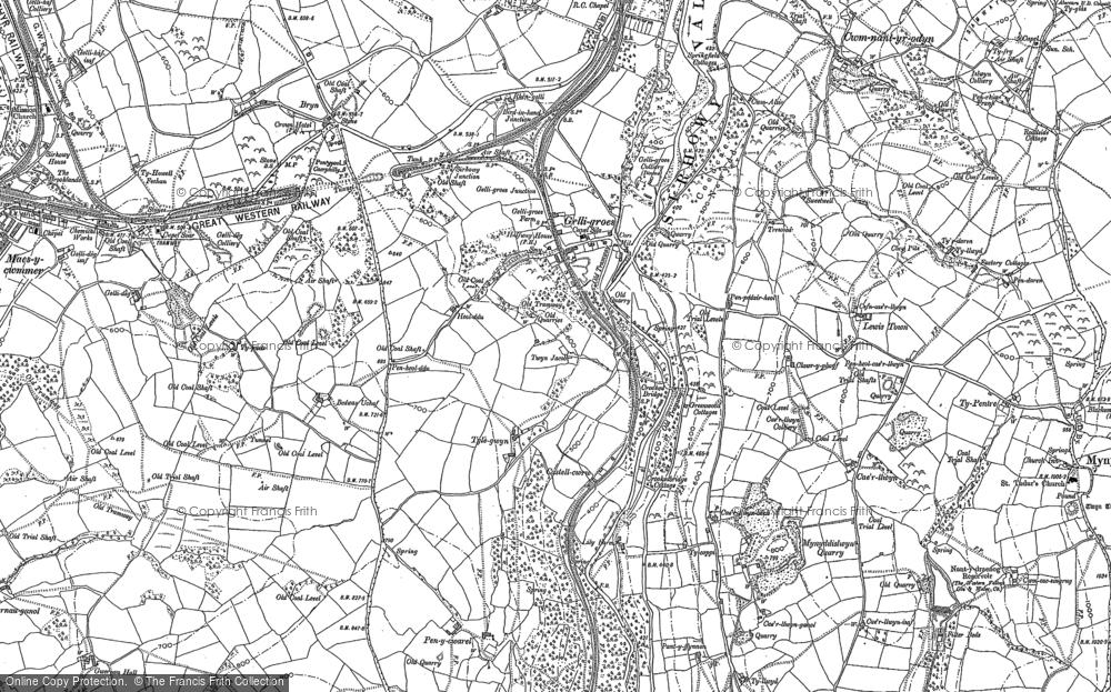Wyllie, 1899 - 1916