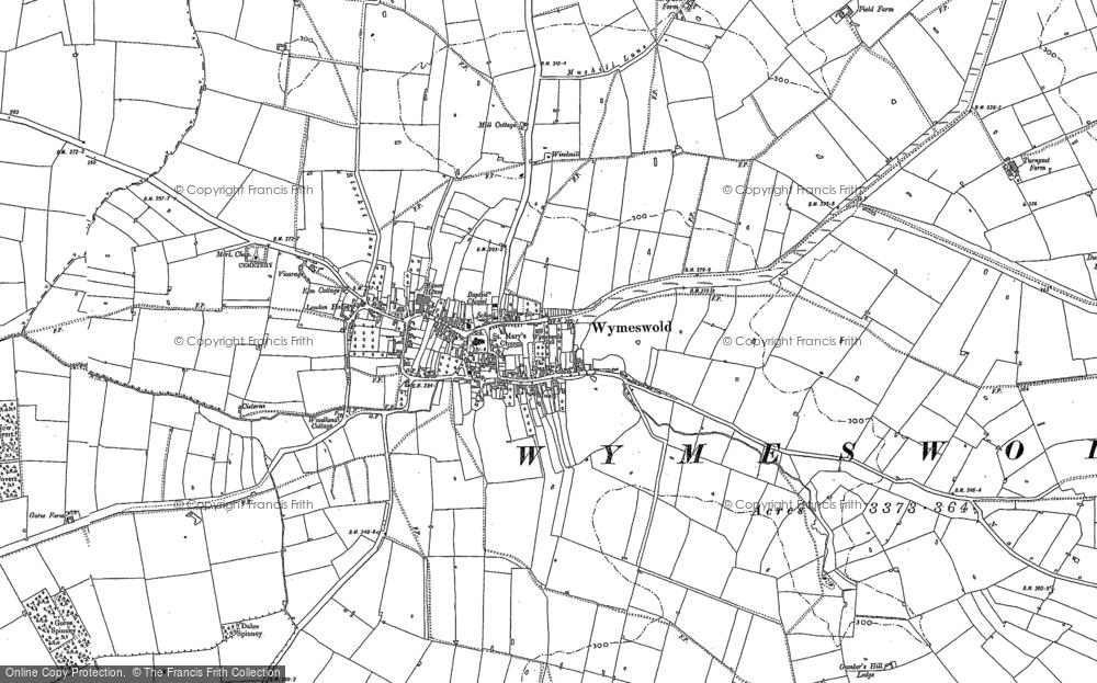 Wymeswold, 1901