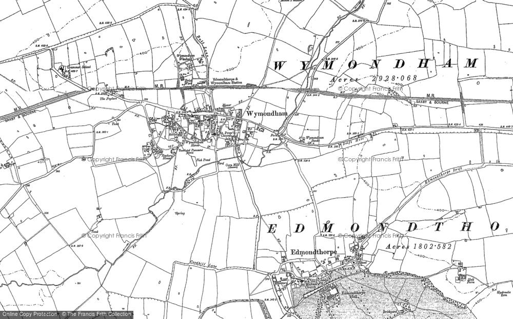 Wymondham, 1902