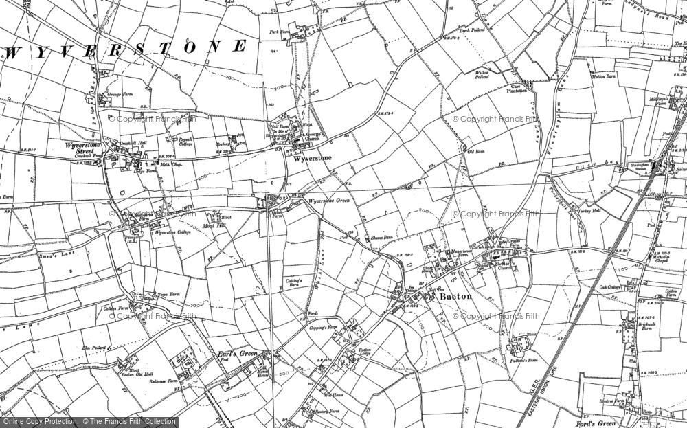 Wyverstone, 1884