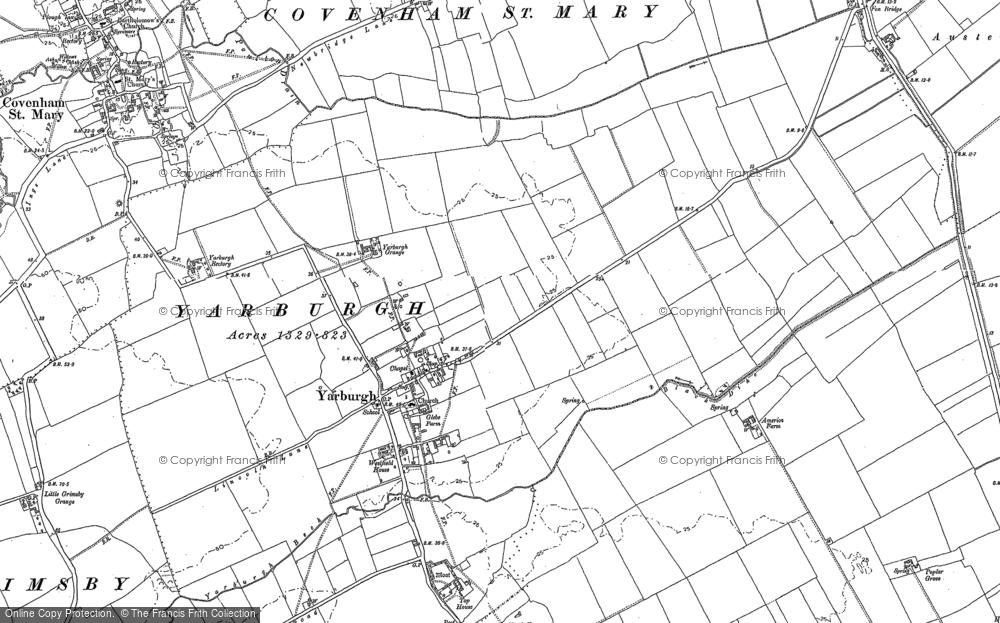Yarburgh, 1887 - 1888