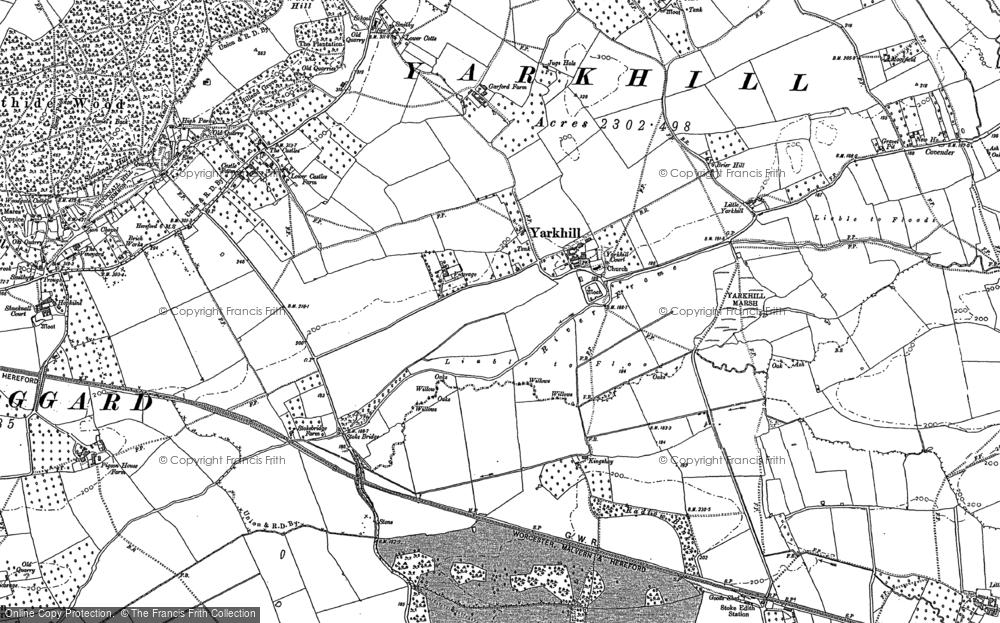 Yarkhill, 1886