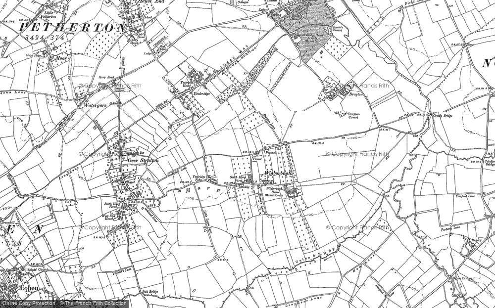 Yeabridge, 1886