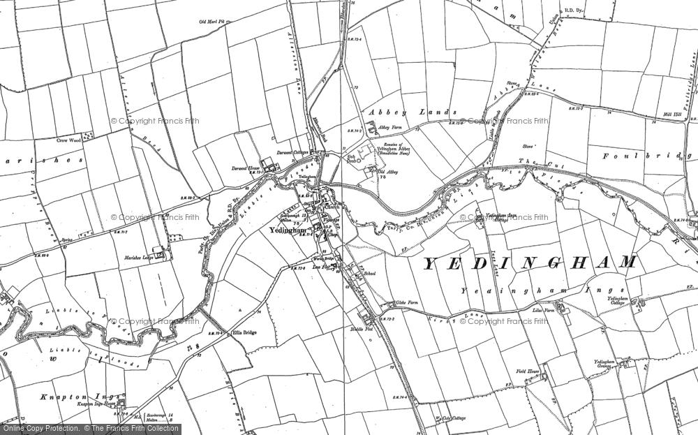 Yedingham, 1889