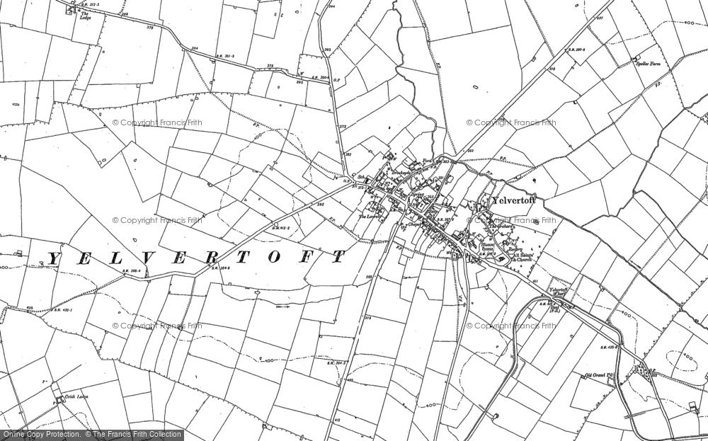 Yelvertoft, 1884