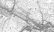 Old Map of Yockenthwaite, 1907