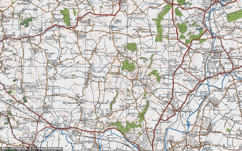 Ab Lench, 1919