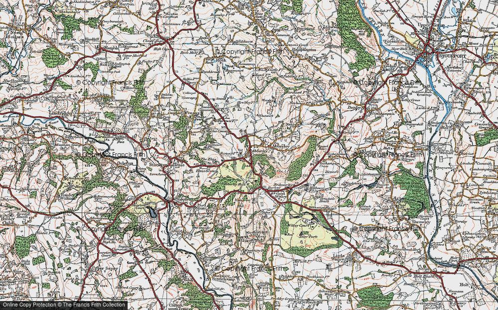 Abberley, 1920