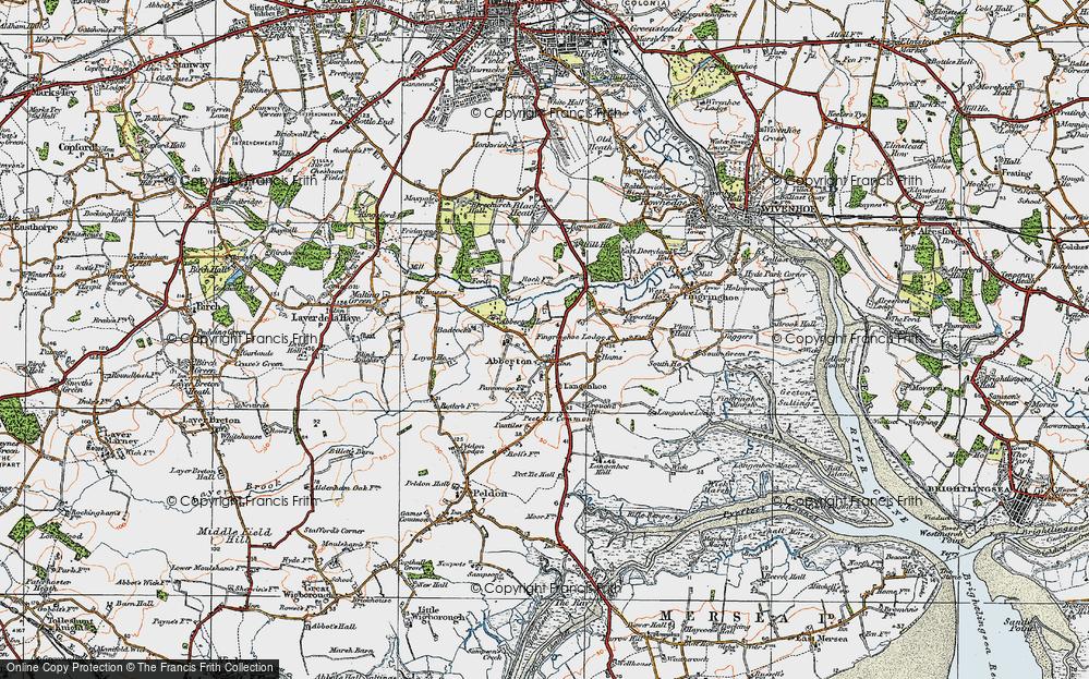 Abberton, 1921