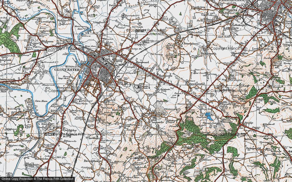 Abbeydale, 1919