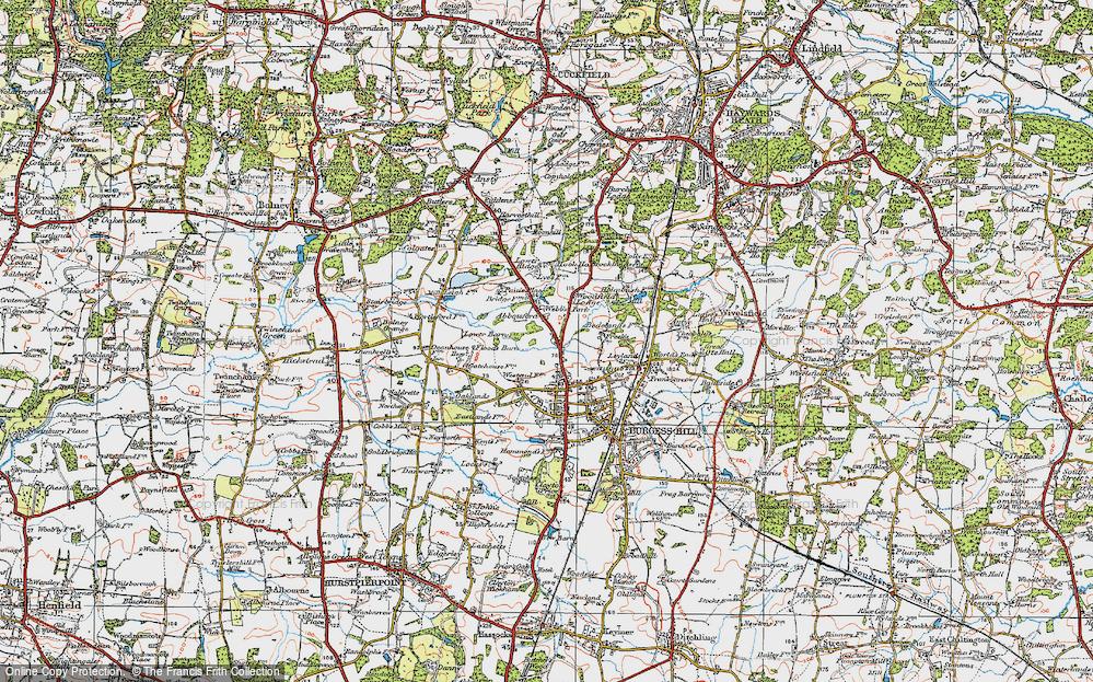 Abbotsford, 1920