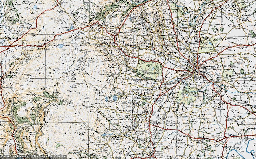Aber-oer, 1921