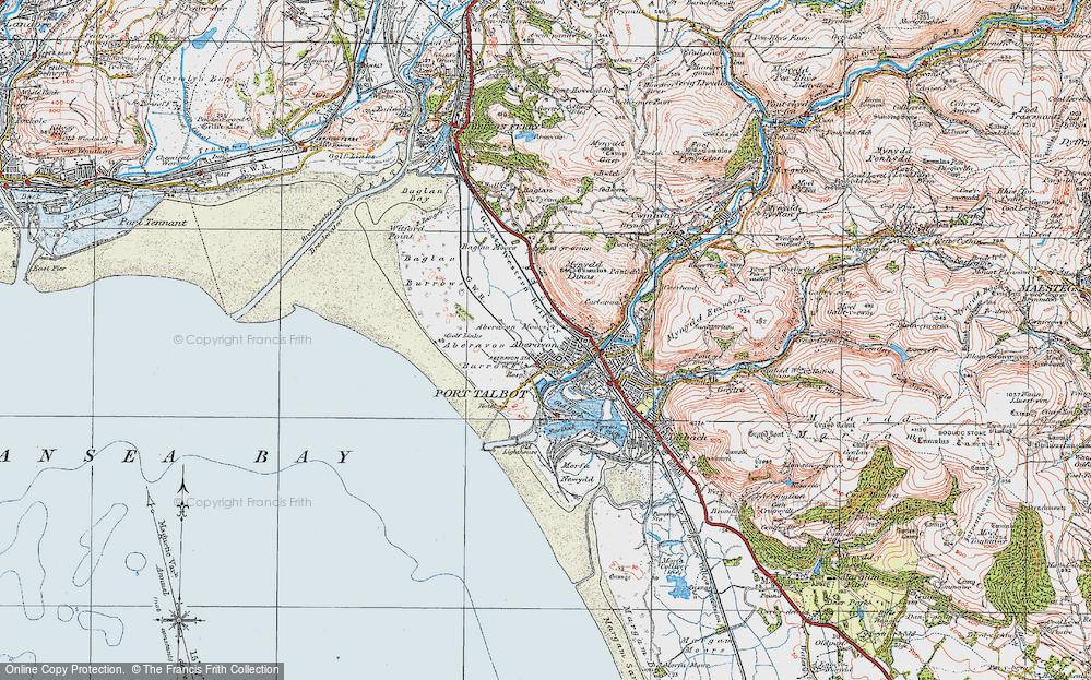 Aberavon, 1922