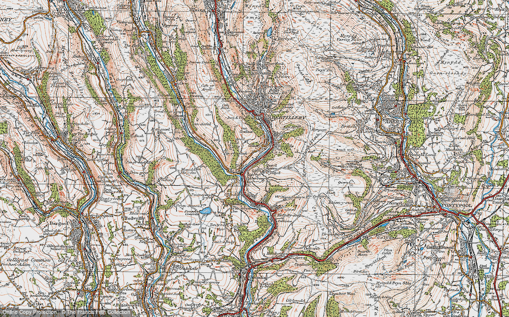 Aberbeeg, 1919