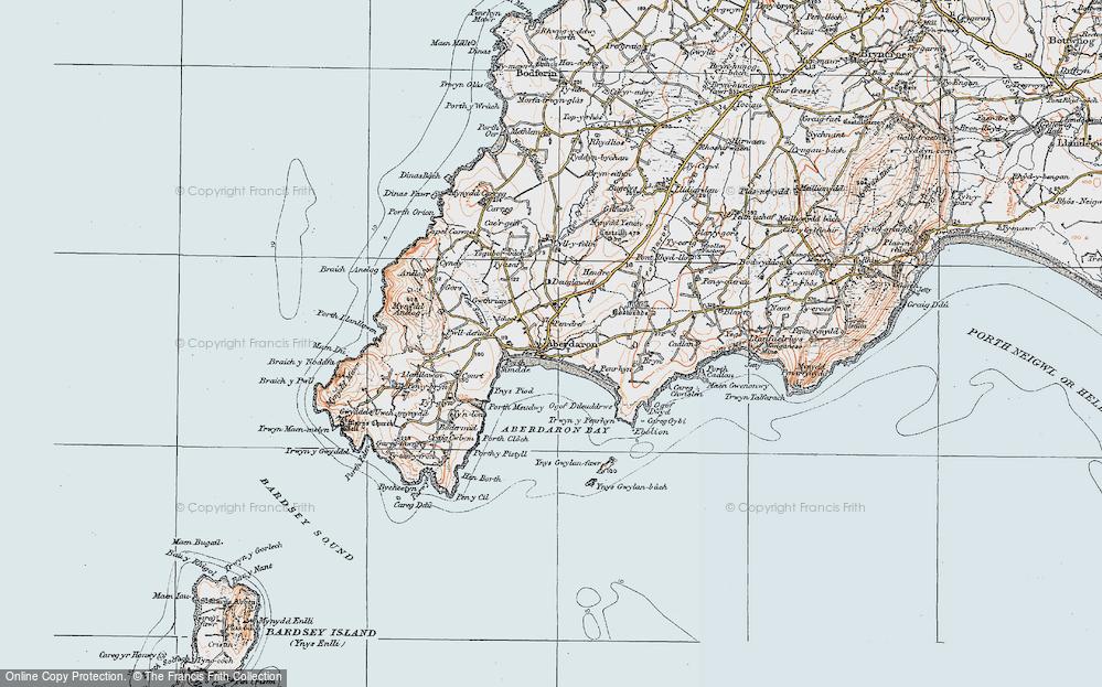 Aberdaron, 1922