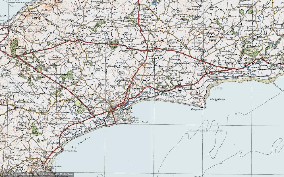 Abererch, 1922