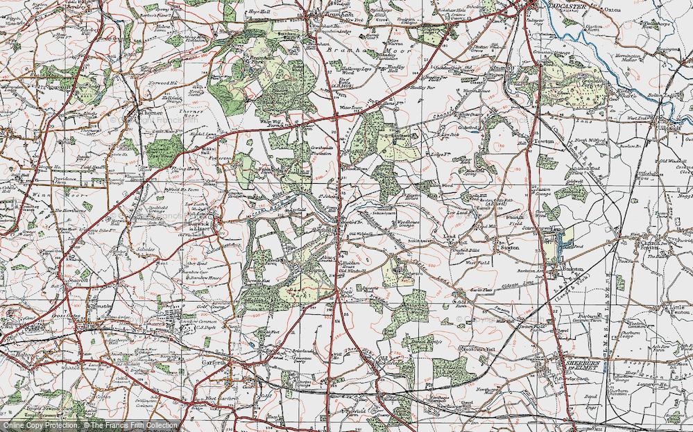 Aberford, 1925