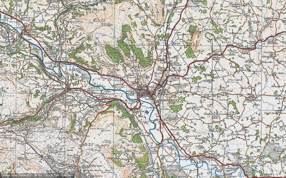 Abergavenny, 1919