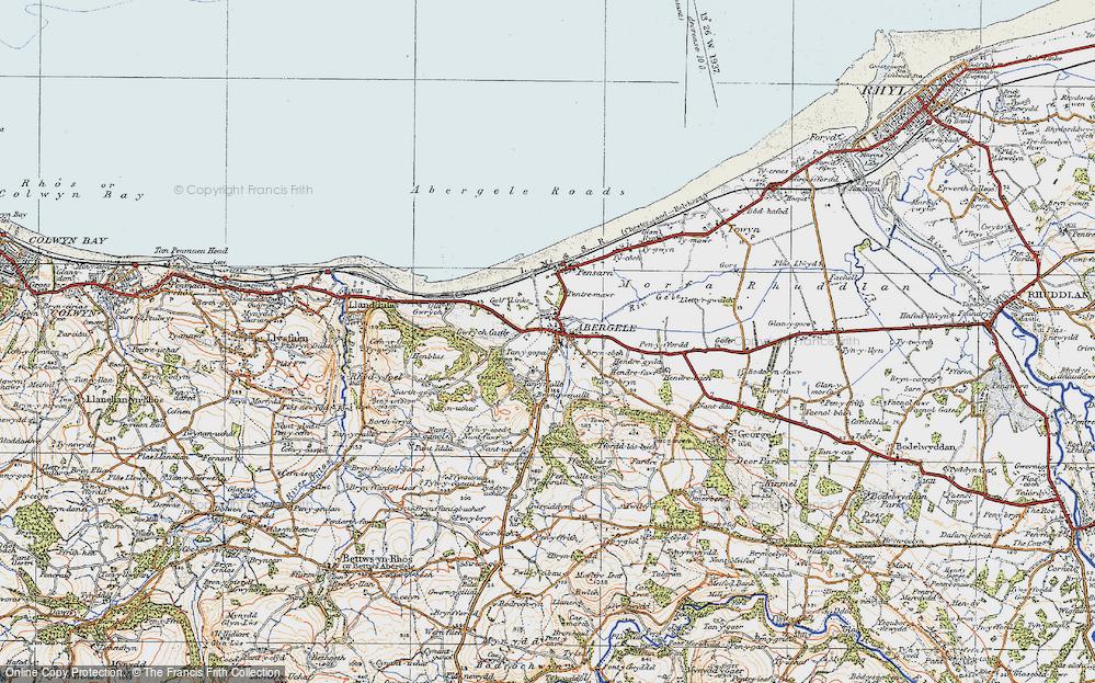 Abergele, 1922