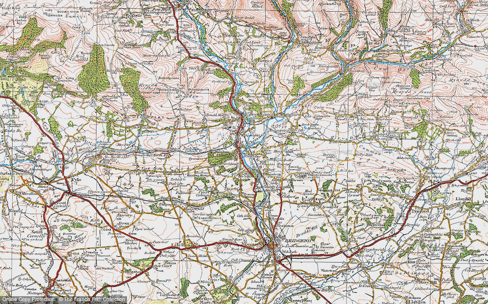 Aberkenfig, 1922