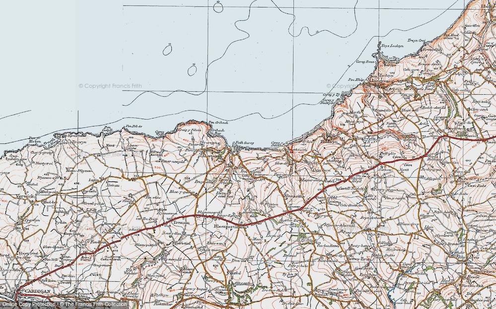 Aberporth, 1923