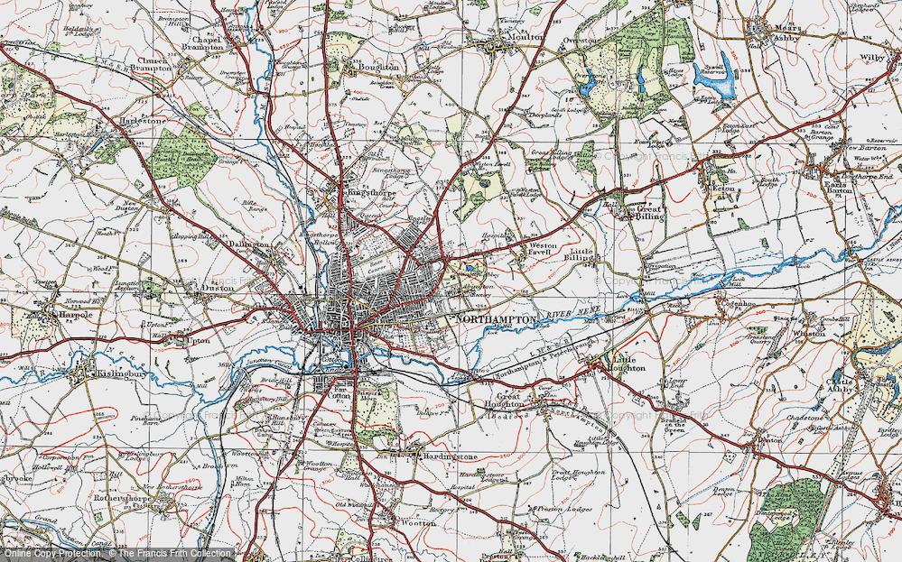 Abington, 1919
