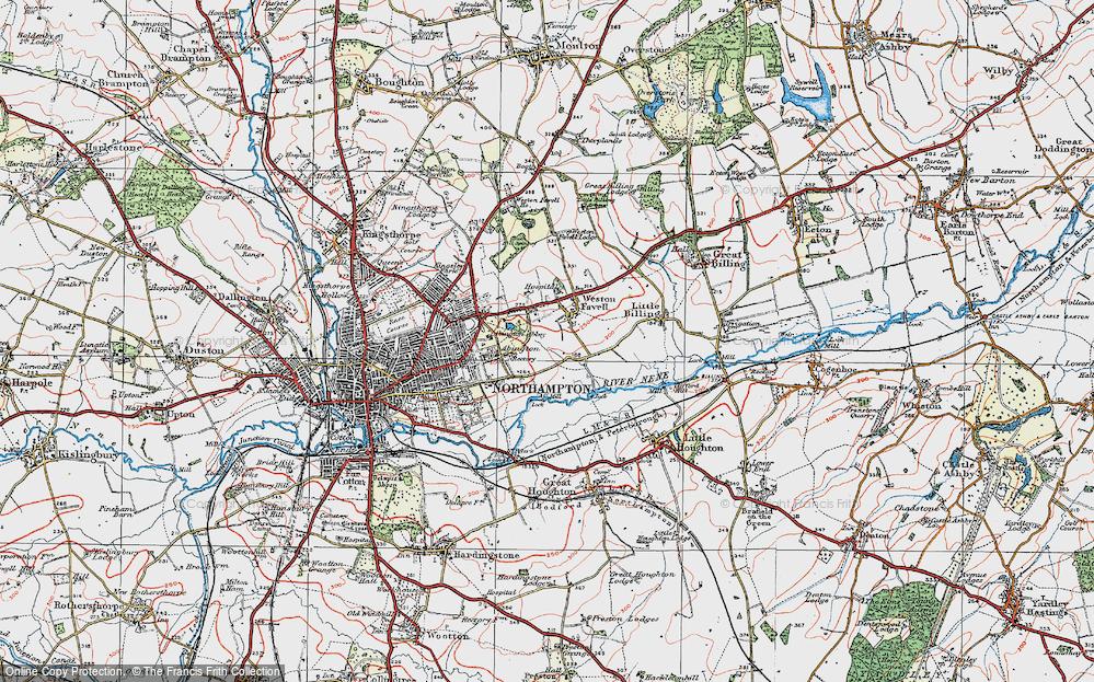 Abington Vale, 1919