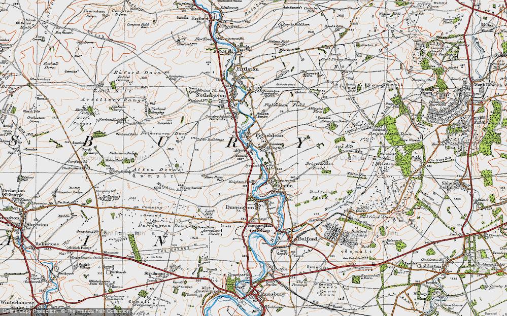 Ablington, 1919