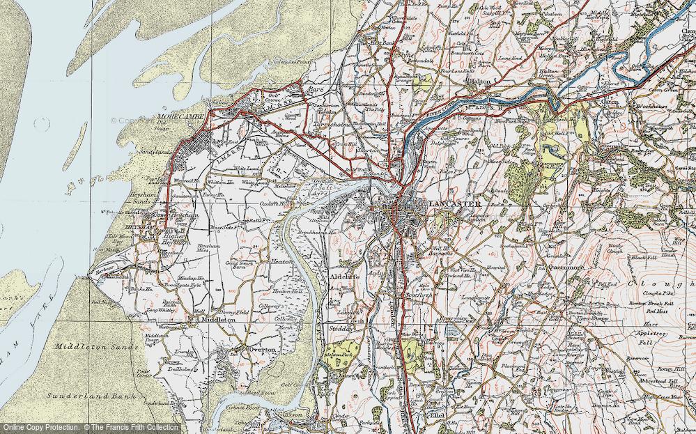 Abraham Heights, 1924