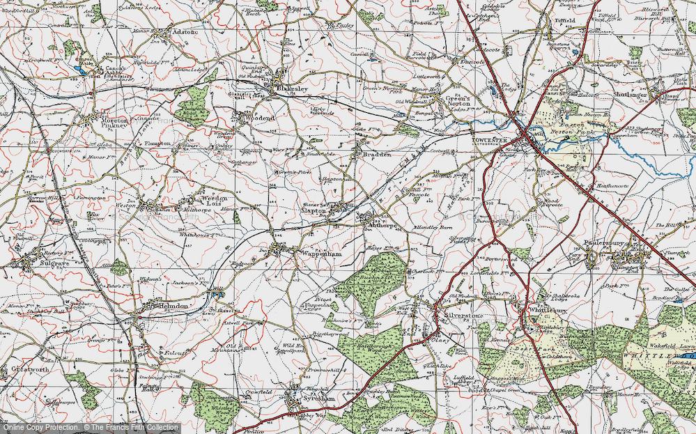 Abthorpe, 1919