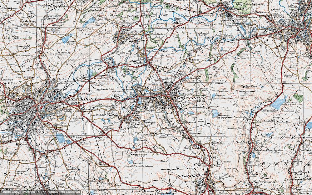 Accrington, 1924