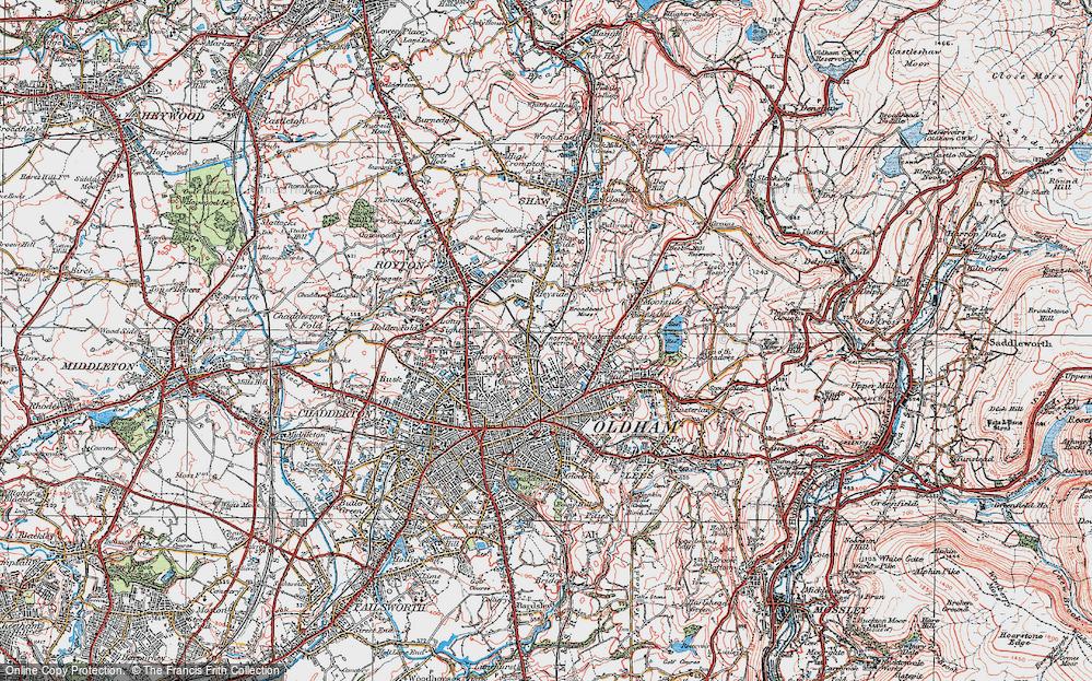 Acre, 1924