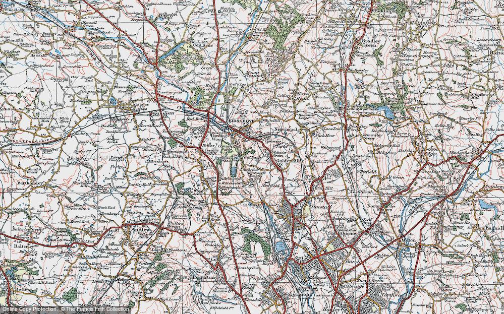 Acres Nook, 1921