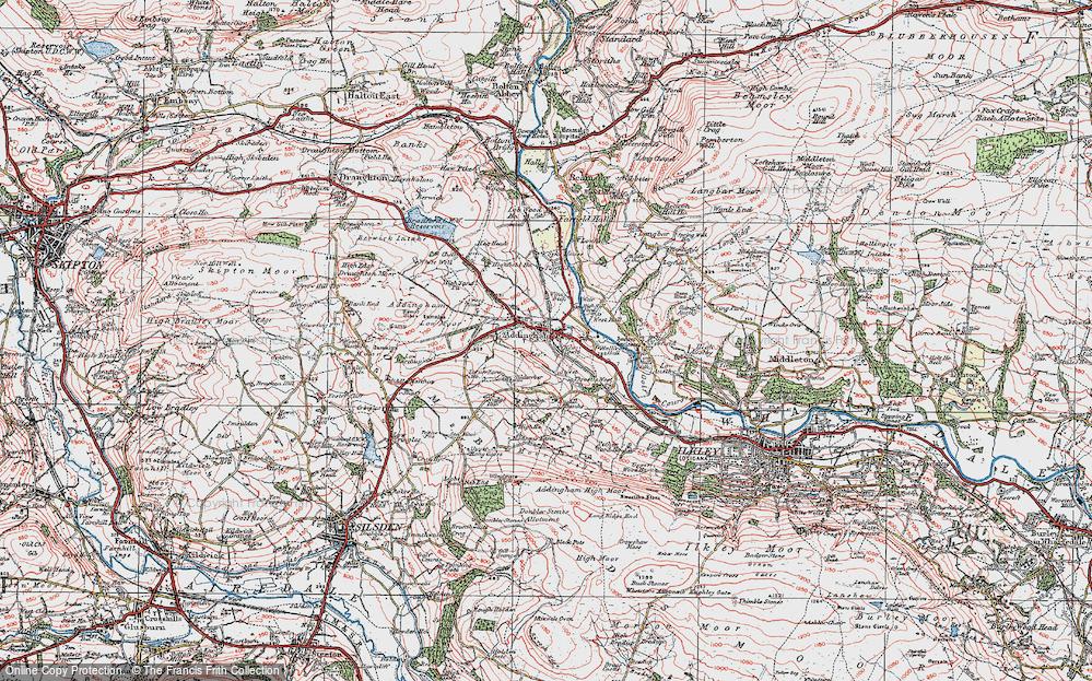 Addingham, 1925