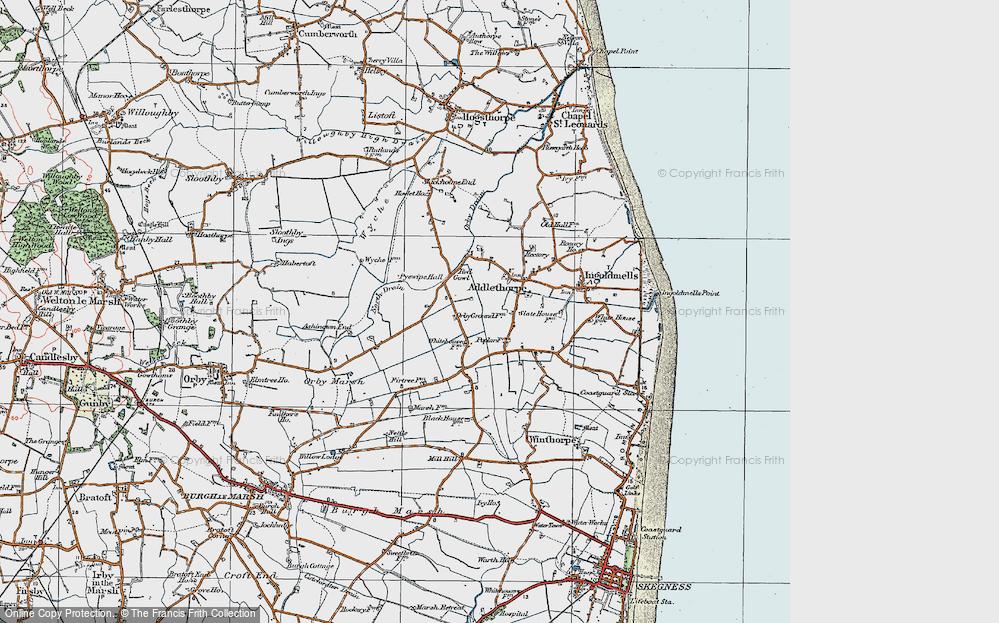 Addlethorpe, 1923