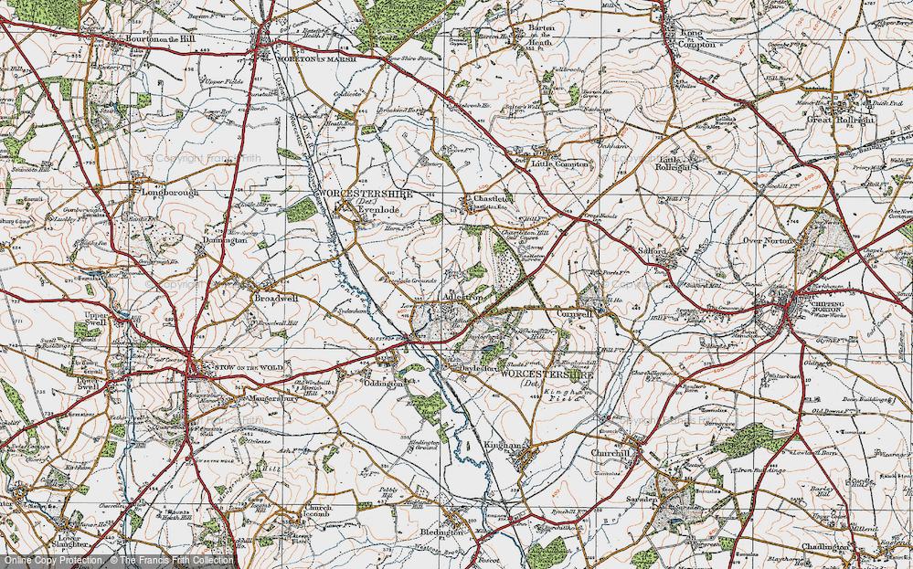 Adlestrop, 1919