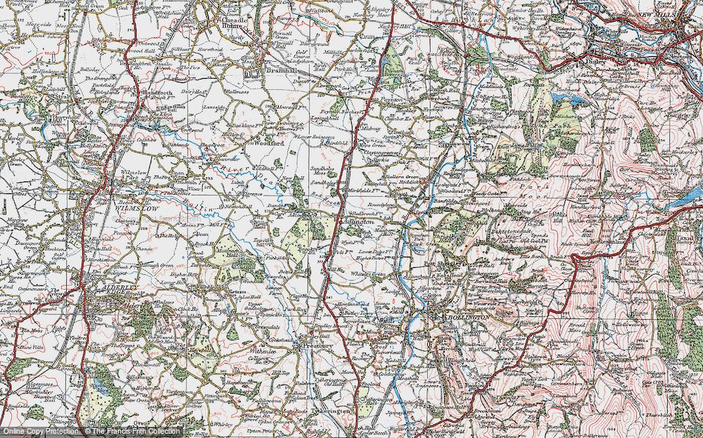 Adlington, 1923