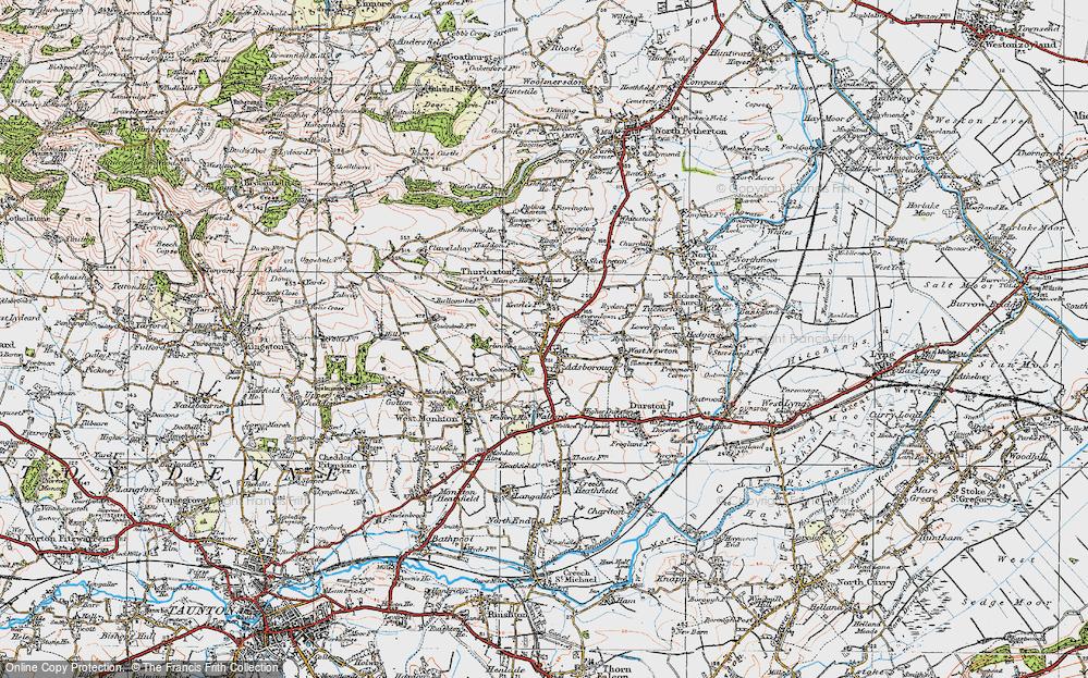 Adsborough, 1919