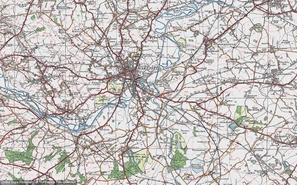 Agbrigg, 1925