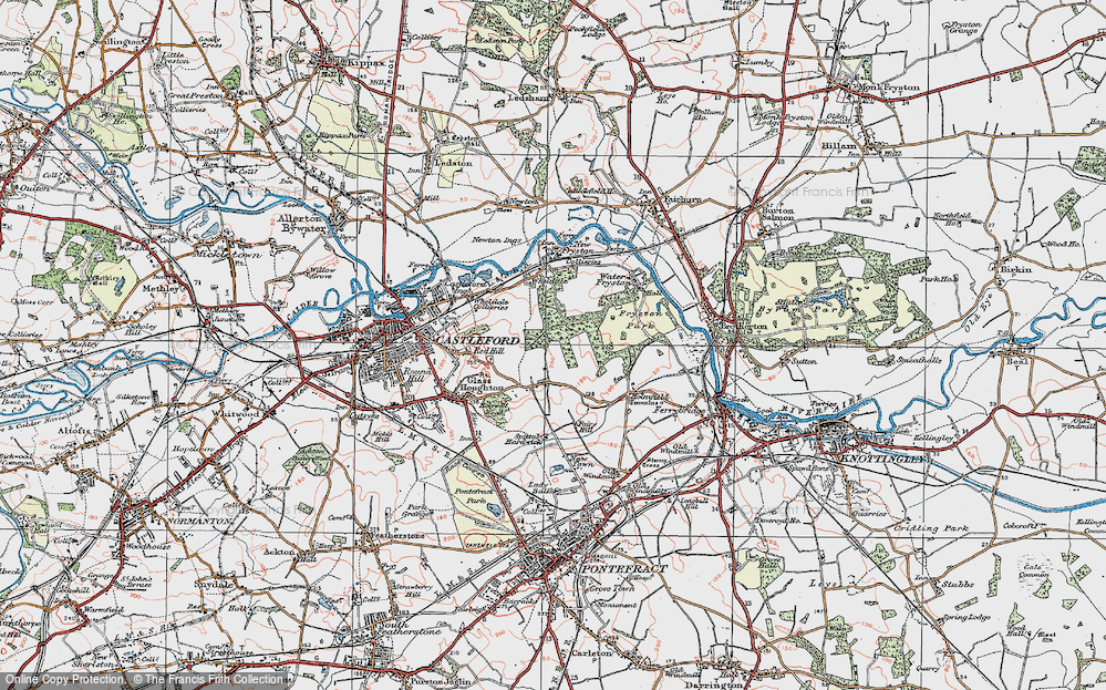 Airedale, 1925