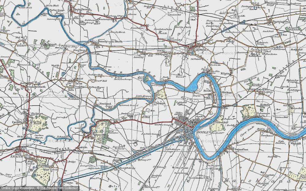 Airmyn, 1924